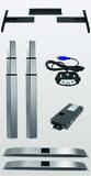 Säulensystem PEKA TopMotion TM Q70