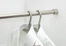 Garderobenstange für Nische PHOS Artikel-Nr. GSRN20