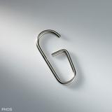 Durchschleuder-Vorhanghaken PHOS Artikel-Nr. HKD