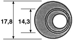 Exzenter-Rondellen