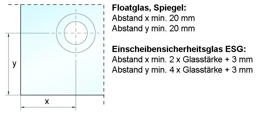 Punkthalter PUNTO ø 13 mm