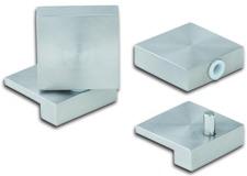 Glastürscharniere Glas-Glas Swing