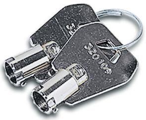 Ersatzschlüssel zu Vitrinenschlösser