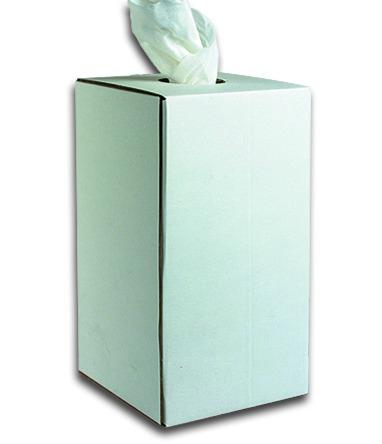 UV-Spezialwischtuch Spenderbox