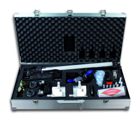Profi-Set zur UV-Verklebung Verifix®