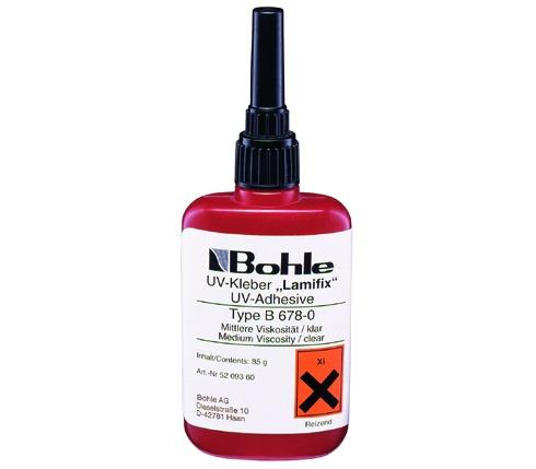 UV-Klebstoff Verifix B-678-0 Lamifix