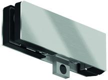 Oberlichtbeschlag PT 30 für Ganzglasanlagen DORMA Mundus Comfort