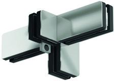 Winkelverbindung PT 61 für Ganzglasanlagen DORMA Mundus Comfort