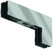 Winkeloberlichtgegenkasten GK 40 für Ganzglasanlagen DORMA Mundus Comfort