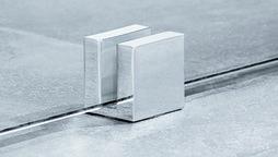 Bodenfixierung für Festteile GRAL Design QUADRAT