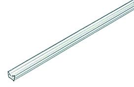 Glaseinbauprofil OK-LINE Slideflex