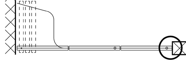 Anschlussteile zu HAWA-Aperto 60/GL
