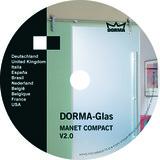CD-ROM Planungshilfe DORMA MANET COMPACT