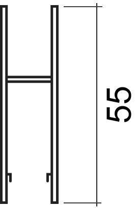 Laufschuh-Profil VITRIS Atrivant 80