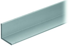 Glasabschluss-Winkelprofile