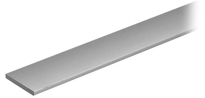 Glasabschluss-Flachprofile