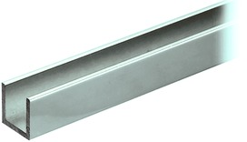 Glasabschluss-U-Profile
