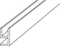 Eck-Verbindungsprofile 90° GRAL