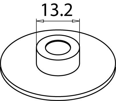 Glasadapter