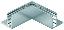Innenecken-Set zu Glasgeländerprofil cp-1400 PAULI+SOHN