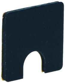 Gummieinlagen für Glasklemmen Typ 1207
