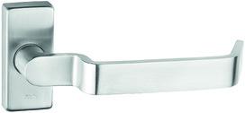 Türdrücker-Halbgarnituren GLUTZ 50057 Assoluto