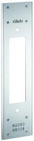 Frässchablone für flächenbündige Türschilder GLUTZ 59010