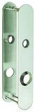 Türschilder GLUTZ easyfix 5345 S mit Zylinderschutzeinsatz