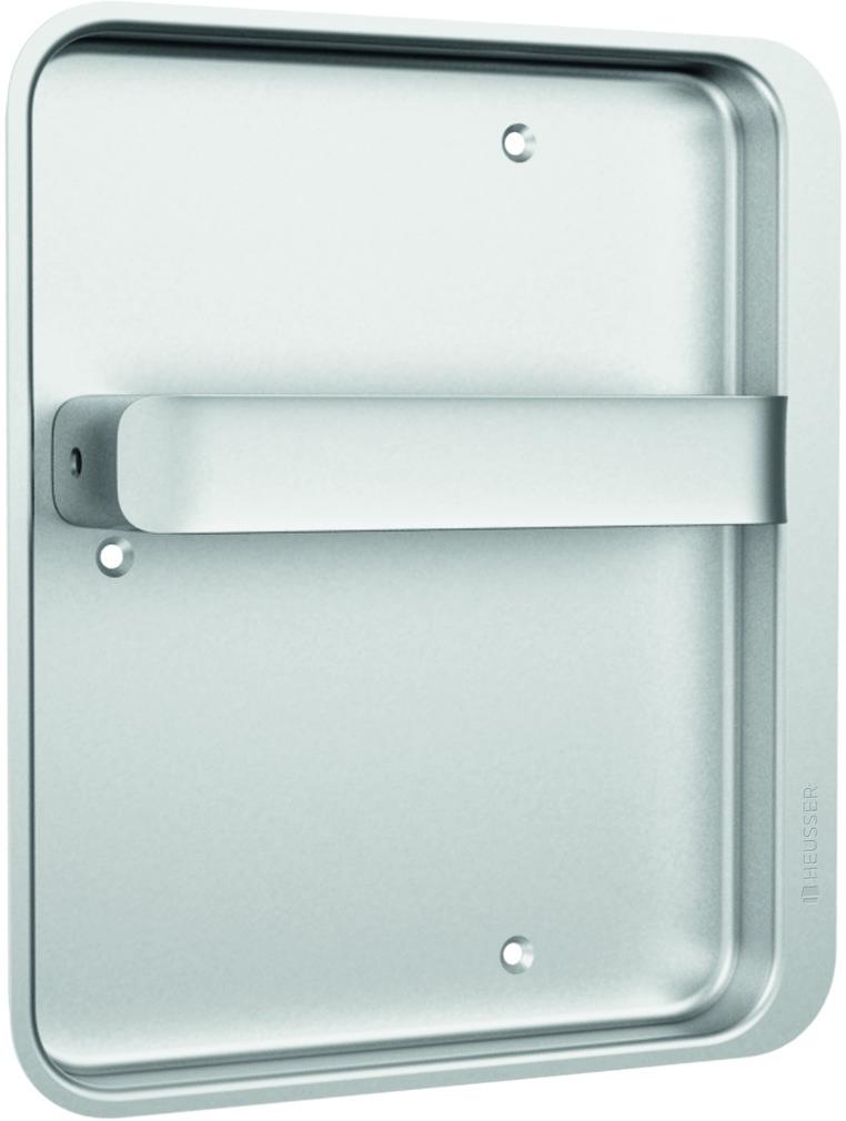 Einlass-Flachdrücker HEUSSER S9.20.D4