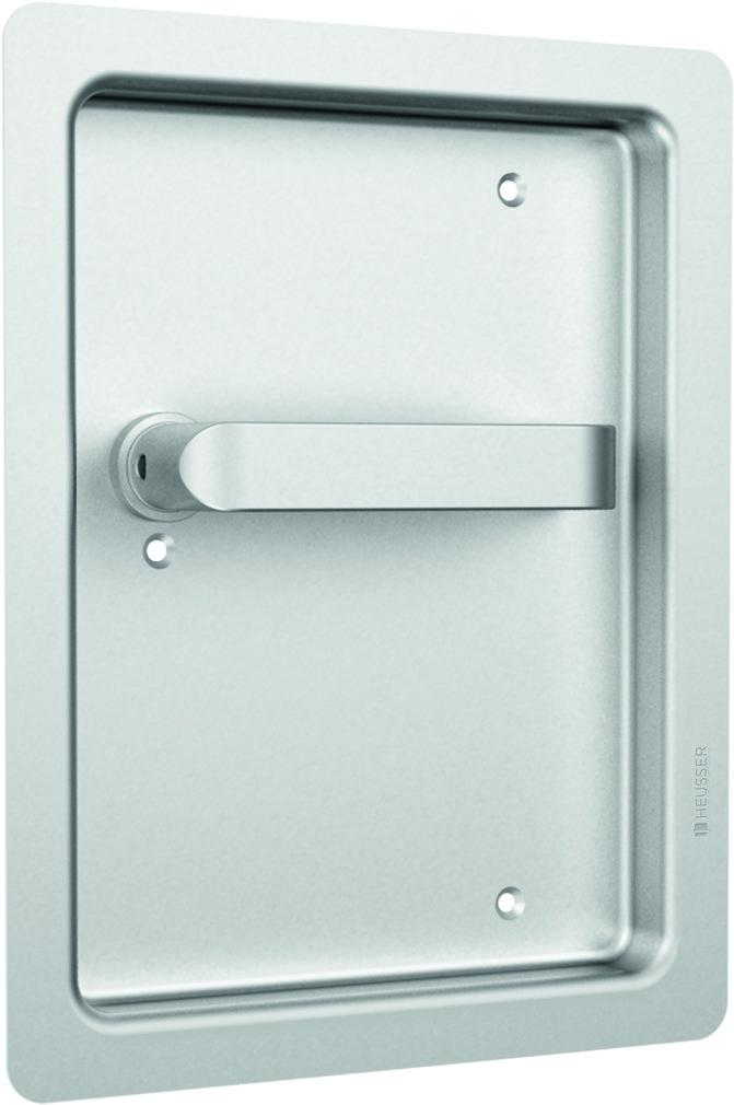 Einlass-Flachdrücker HEUSSER S6.20.D2