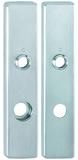 Schutztürschildgarnituren HOPPE E2221E/2210