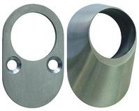 Zylinderschutzrosetten NICKAL 4042S
