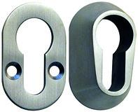 Zylinderschutzrosetten NICKAL 4043S