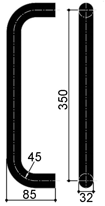 Stossgriffe OGRO TG 9355
