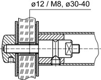 Montagesets OGRO GZ 203