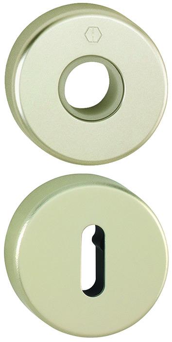 Drücker- und Schlüsselrosetten HOPPE 42KV/42KVS