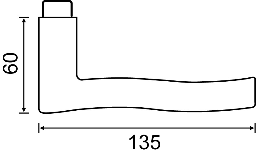 Drückergarnituren FSB 1028 ASL®