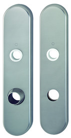 Schutztürschildgarnituren HOPPE 3331E/3310