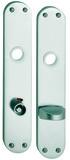 WC-Türschilder HOPPE 300SI/RW/OL