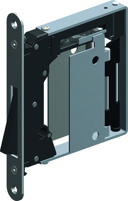 Magnet-Einsteckschlösser NO-HA 2.0