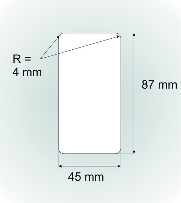 Abdeckplatten NO-HA Coverplate