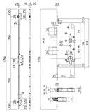 Sicherheits-Einsteckverschlüsse GU-SECURY-N-Automatic SV