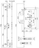 Sicherheits-Einsteckverschlüsse GU-SECURY-N-MR 2