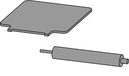 Einstellwerkzeug zur Umstellung Panikseite dormakaba SVP-AD 6000