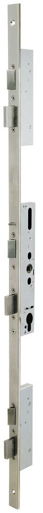 Mehrpunkt-Verriegelungen MSL FlipLock 24421 Standard