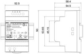 Hutschienen-Schaltnetzteile