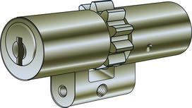 Doppelzylinder Kaba 8 Typ 1515 H