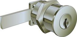 Verschlusszylinder Kaba 8 Typ 1031/1061