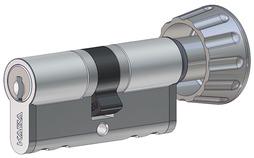 Profil-Drehknopfzylinder Kaba 20 Typ M1419