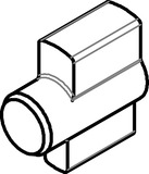 Kupplung Halbzylinder Kaba Modular